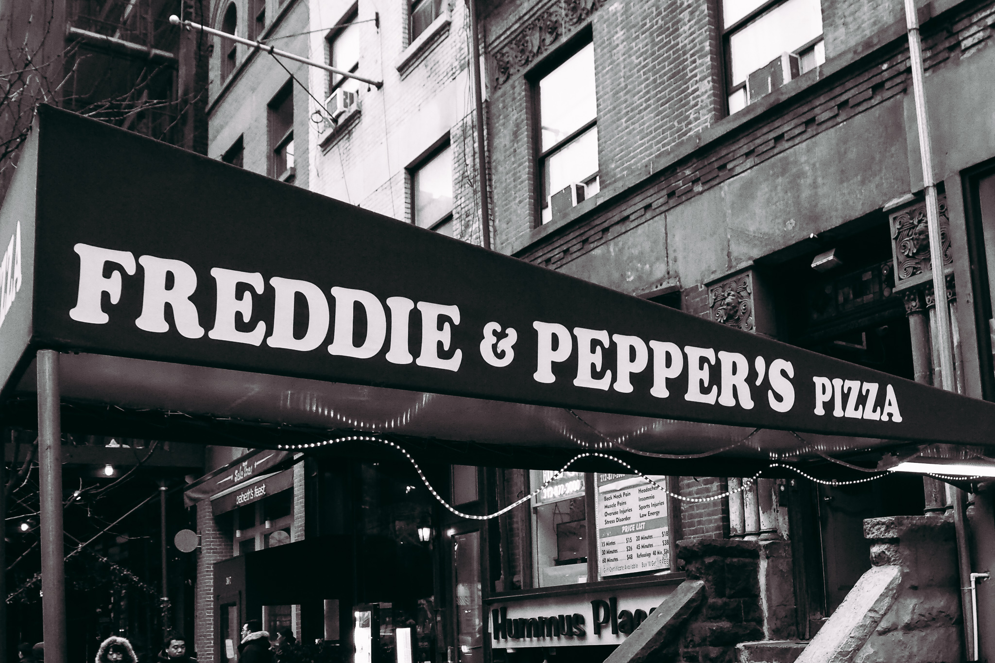 Freddie & Pepper's